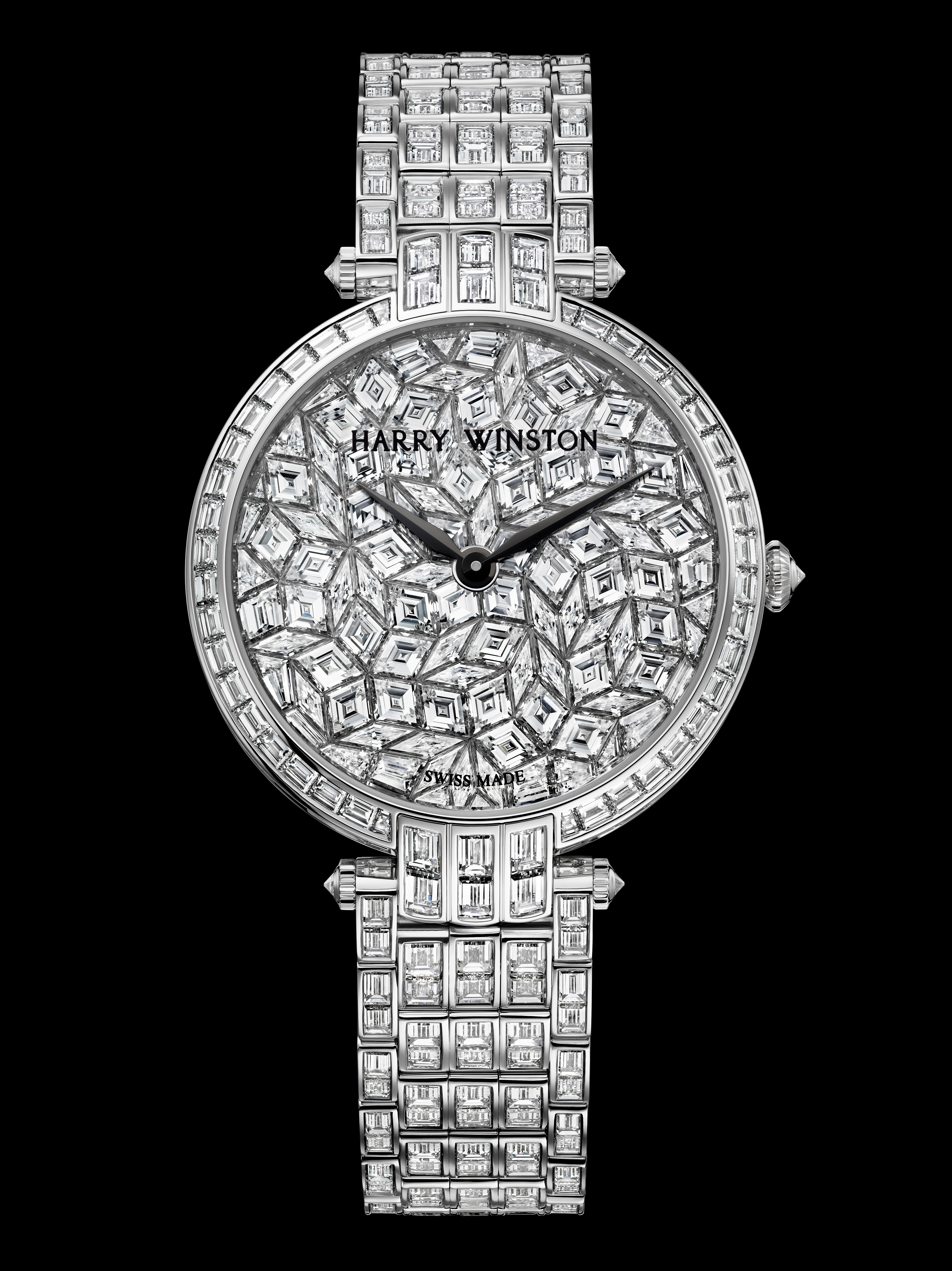 Harry Winston Baselworld 5